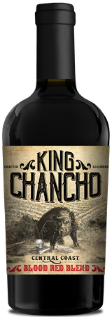 King Chancho Red Wine Blend